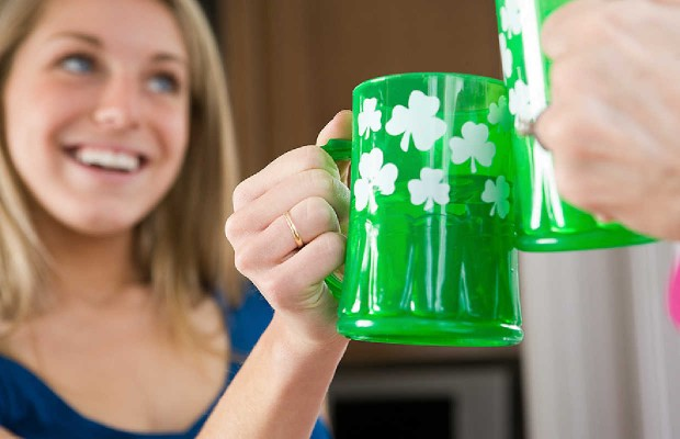 Get ready for St. Patty's Day